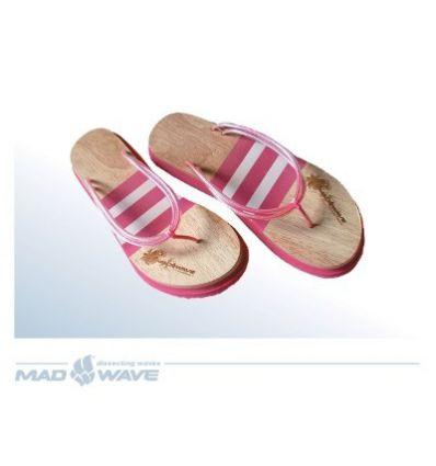 Mad Wave Тапочки для пляжа Stripe