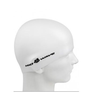 Mad Wave Шапочка Intensive Silicone Solid