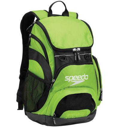 Рюкзак SPEEDO Teamster Rucksack 35L зеленый