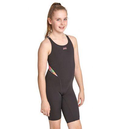 ZOGGS Гидрокостюм детский Flashback Legsuit черный