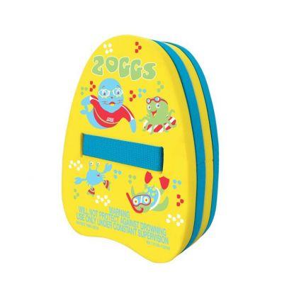 Доска-жилет для плавания детская ZOGGS Zoggy Backfloat