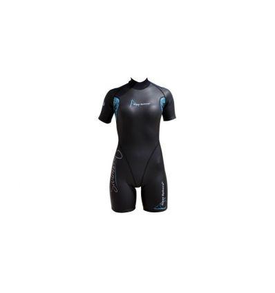 AquaSkin, шорти - гидрокостюм женский для плавания