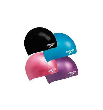 Шапочка детская Speedo Plain Moulded Junior Cap
