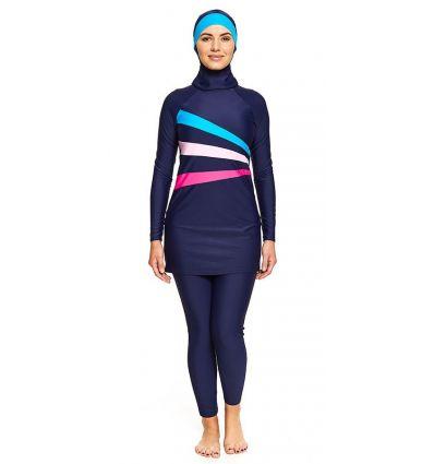 Буркини - мусульманский купальник женcкий ZOGGS Sandon Modesty Suit