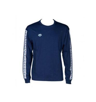 Футболка с длинным рукавом мужская Arena Icons Long Sleeve Shirt Team