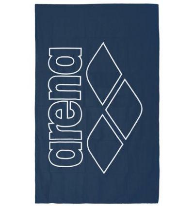 Полотенце из микрофибры Arena Pool Smart Towel, темно-синий