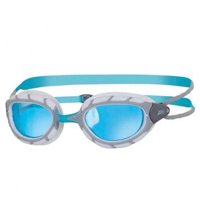 Очки для плавания ZOGGS Predator Blue/Silver