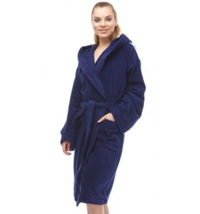 Халат Arena Soft Robe, синий