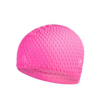Шапочка для плавания Speedo Bubble Cap Pink