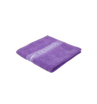 Полотенце хлопковое Speedo Border Towel Violet