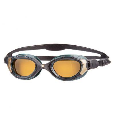 Очки для плавания ZOGGS Predator Flex Polarized Ultra Reactor