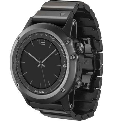 Часы Fenix 3 Sapphire с металлическим браслетом