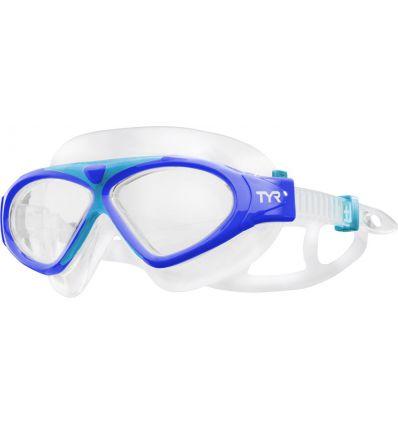 Маска для плавания детская TYR Junior Magna Swim Mask