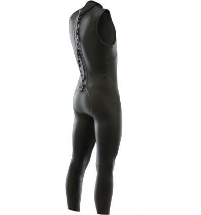 Гидрокостюм без рукавов TYR Wetsuit Male Hurricane Cat 1 Sleeveless