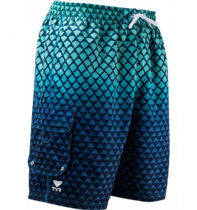 Шорты TYR Men's Merman Challenger Trunk