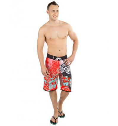 Мужские пляжные шорты NIGHTMARE