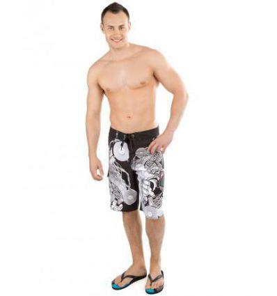 Мужские пляжные шорты DANCEHALL