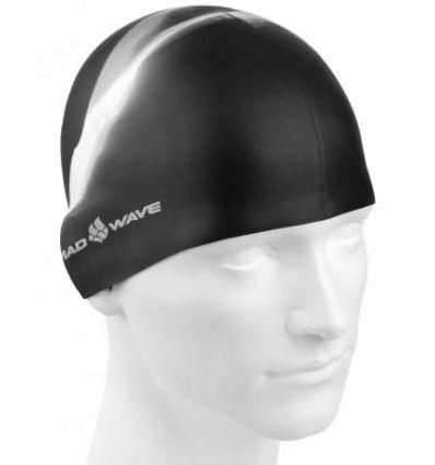Силиконовая шапочка для плавания Multi Adult BIG MadWave