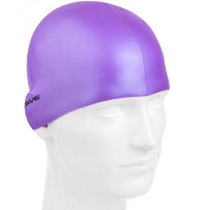 Силиконовая шапочка для плавания Neon Silicone Solid MadWave