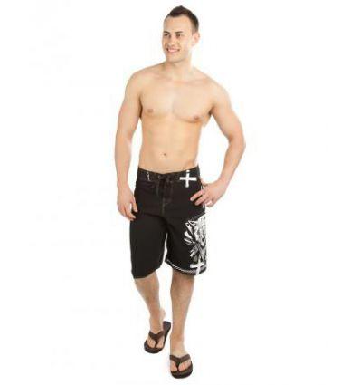 Мужские пляжные шорты Wolfman