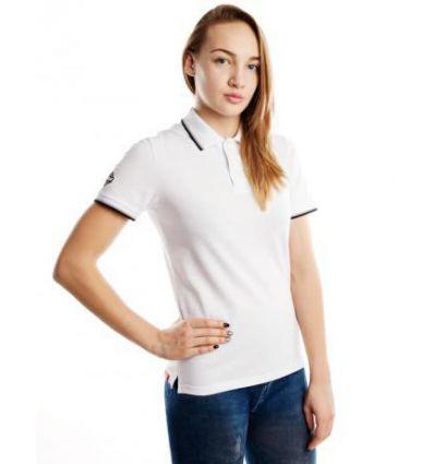 Спортивная футболка SOLIDS Women Polo