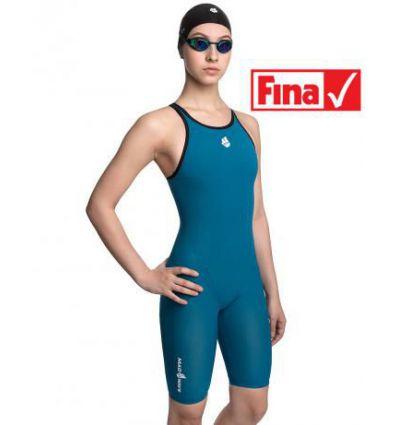 Женский гидрокостюм для плавания Forceshell Women open back