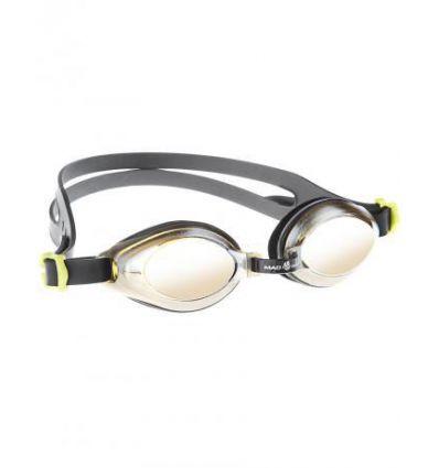 Тренировочные очки для плавания AQUA Mirror MadWave