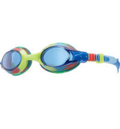 Очки для плавания TYR Swimple Tie Dye