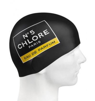 Силиконовая шапочка для плавания CHLORE №5