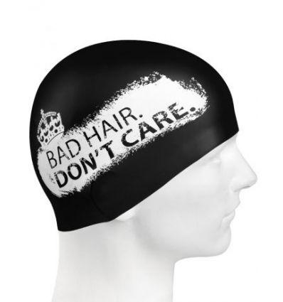Силиконовая шапочка для плавания DON'T CARE