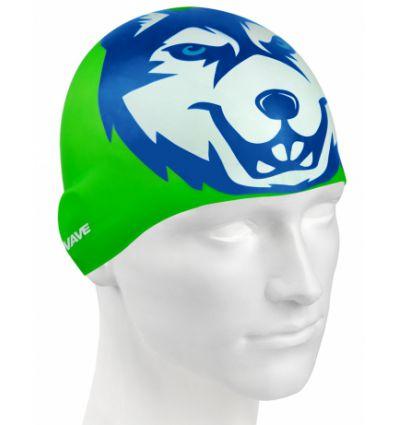 Силиконовая шапочка для плавания HUSKY
