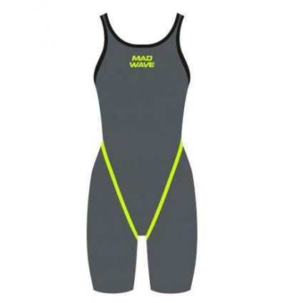 Женский гидрокостюм для плавания Carbshell 2017 Women open back Racing Suit