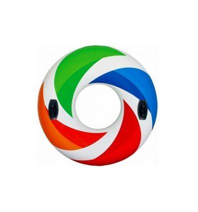 Круг Цветной Вихрь