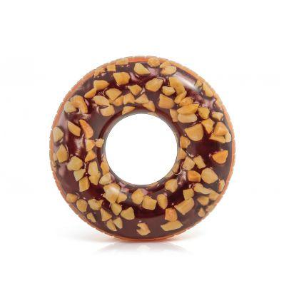Круг Пончик шоколад