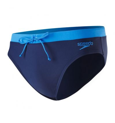 Плавки Contrast 7cm Brief Сине-голубые