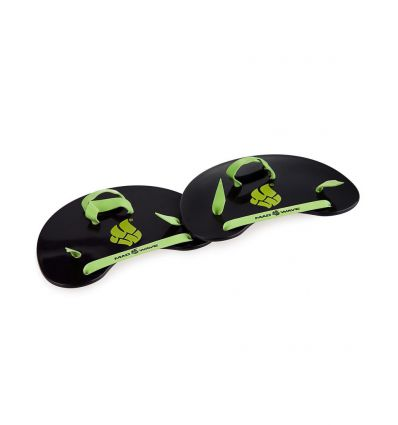 Лопатки для плавания серпики Finger Paddles