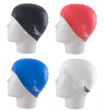Шапочка Plain Flat Silicone Cap Junior