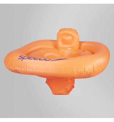 Надувное сиденье Speedo Seasquad Swim Seat 0-12 Months Old Оранжевое