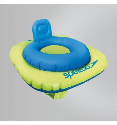 Надувное сиденье Speedo Seasquad Swim Seat 1-2 года Зеленое